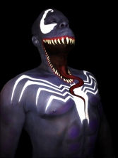 Venom-Bodypainting-on-i-love-body-art
